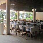 Speisesaal Innenbereich