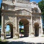 The 'other' Arc de Triomphe