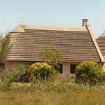 cabane d'habitation du gardian