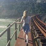 Railway bridge over Kaaiman's River