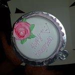 Honey Moon Package Cake
