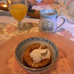 The Gables breakfast, Sonoma Valley