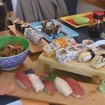 menu en I love Japo Mallorca
