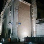Hotel de Savoie с улицы