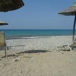 stranden