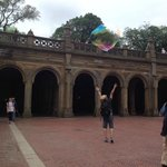 Central Park tour - Max and the bubble