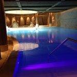 spa, proper pool