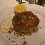 Crab cake from heaven!