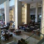 Main Breakfast Area