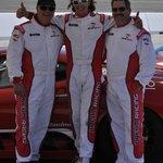 Bill, Nick, Buck, Dream Racing Experience, WOW!