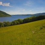 Loch Ness.Not Far