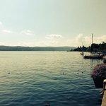 beautiful views of Lake Constance