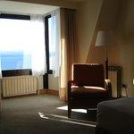 Vista desde la habitación (hab. 'Superior' - 5to piso)