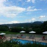 Hotel garni wurzer pool
