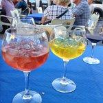 Summery drinks