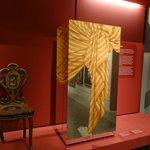 Art Nouveau furniture with optical illusion