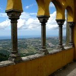 Another view from Sintra Castle