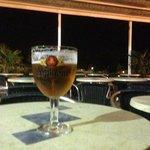 Beer at the bar