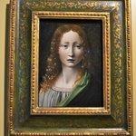 Problemas con su autoría, Leonardo de Vinci por medio