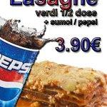 xaramba lasagne