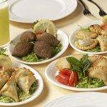 Maroush Mezza