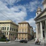 Basilica della Santissima Annunziata del Vastato снаружи