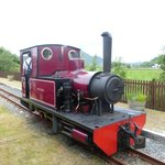 Welsh Highland Heritage Line loco Gertrude