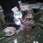 Enjoy the Moroccan Mint Tea