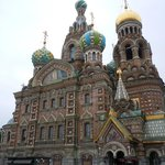 Church of Spilled Blood, St Petersburg