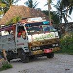 Dala Dala (transport en commun Tanzanien)
