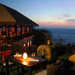 Saffron Restaurant at Banyan Tree Cabo Marques