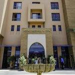 Hotel Atlas Medina, entrata