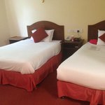 Bedrooms in Oranmore Lodge