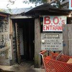 B.O.'s Fish Wagon entrance