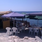 The Fish Shack, Talamanca. 5 minute walk from Hotel Victoria.