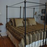 King Bed in Lumber Baron