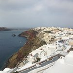 Day view towards Oia