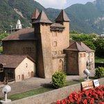 chateau de Vaumarcus