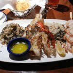 Shrimp, Lobster and more
