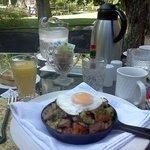 Amazing skillet for breakfast!