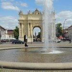 Potsdam Portão
