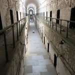 Cellblock 7 in the Eastern State Penitentiary