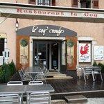 Restaurant Le Coq Rouge