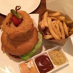 heavenly burger