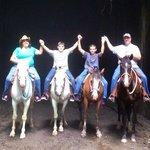 Horseshoe Creek Ride June 2014