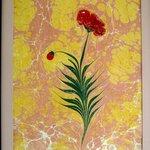 Ebru carnation