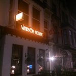 The windsor has a new sign