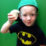 Batman loves B&J!! :)