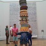 Cake Man (II) by Shonebare RA £162,000