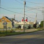 SS City of Milwaukee, facing south